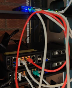 Connectivity based on 5GLAN reduces the use of Ethernet cables