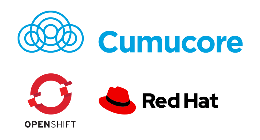 Cumucore has installed its 5G core successfully on RedHat OpenShift